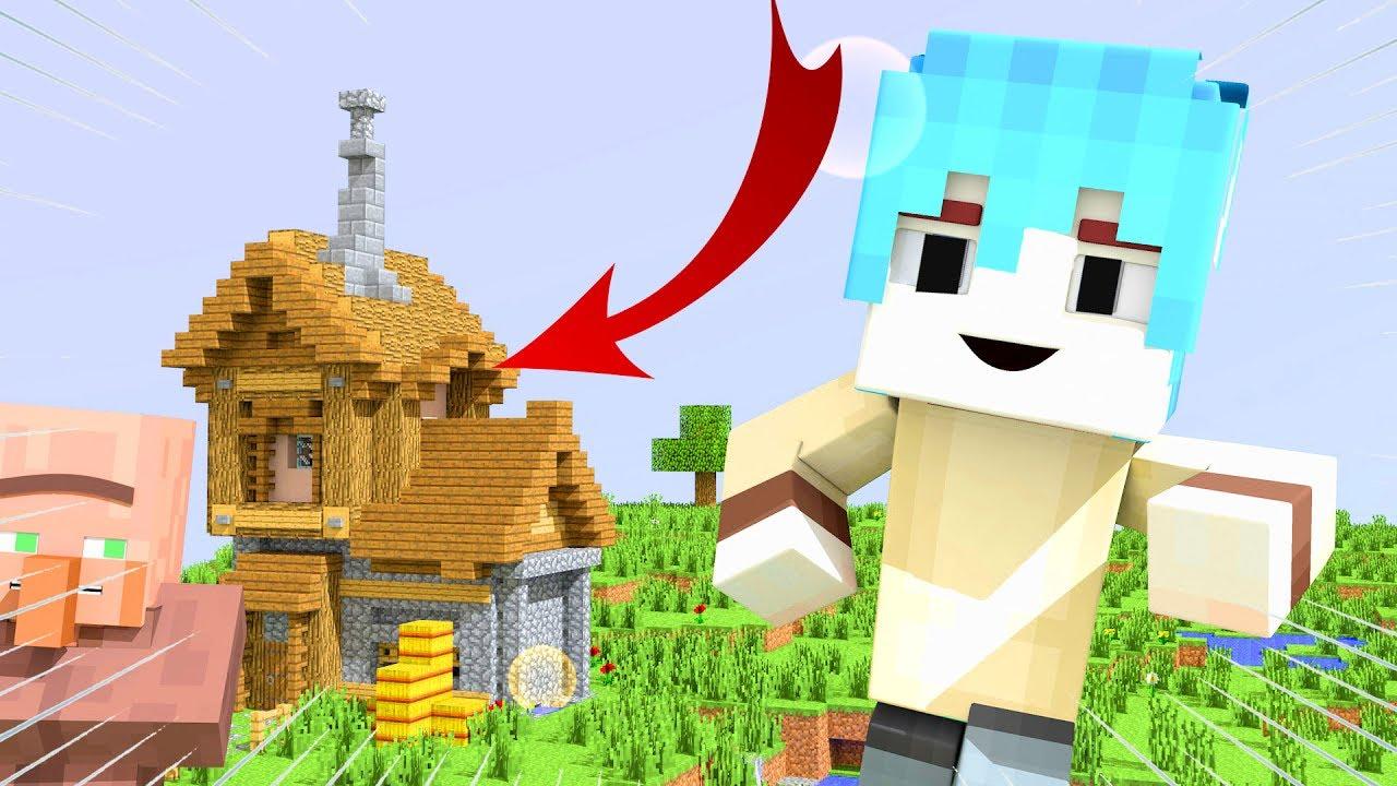 XÂY NHÀ SÁNG TẠO (Minecraft)