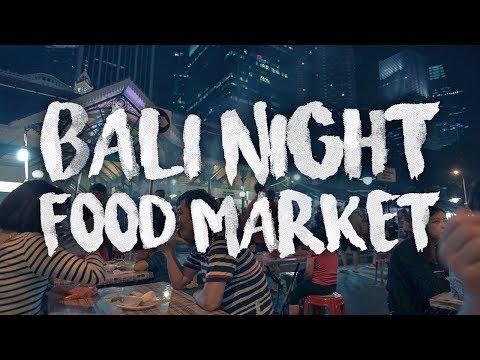Bali Night Food Market