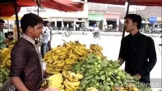 पागल से मजाक पड़ा भारी कॉमेडी वीडियो ||by sagar nakum