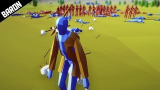 POACHERS ONLY Campaign Challenge - Totally Accurate Battle Simulator