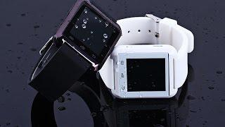 Smart Watch U8/U80 Bluetooth Умные часы фитнес браслет обзор