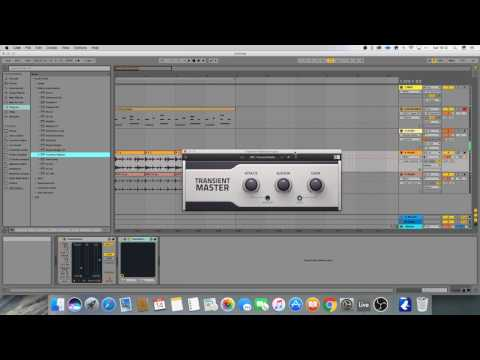 Ableton Live 9 How to Design Bhangra Percussion Hindi/Punjabi HQ