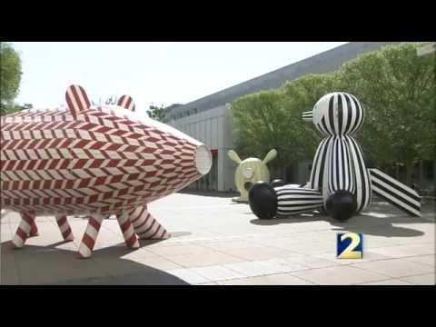 Tiovivo Exhibit Transforms High Museum Of Art