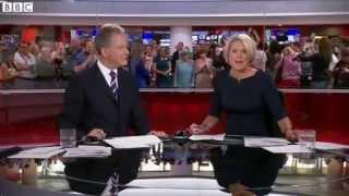 Queen officially opens BBC