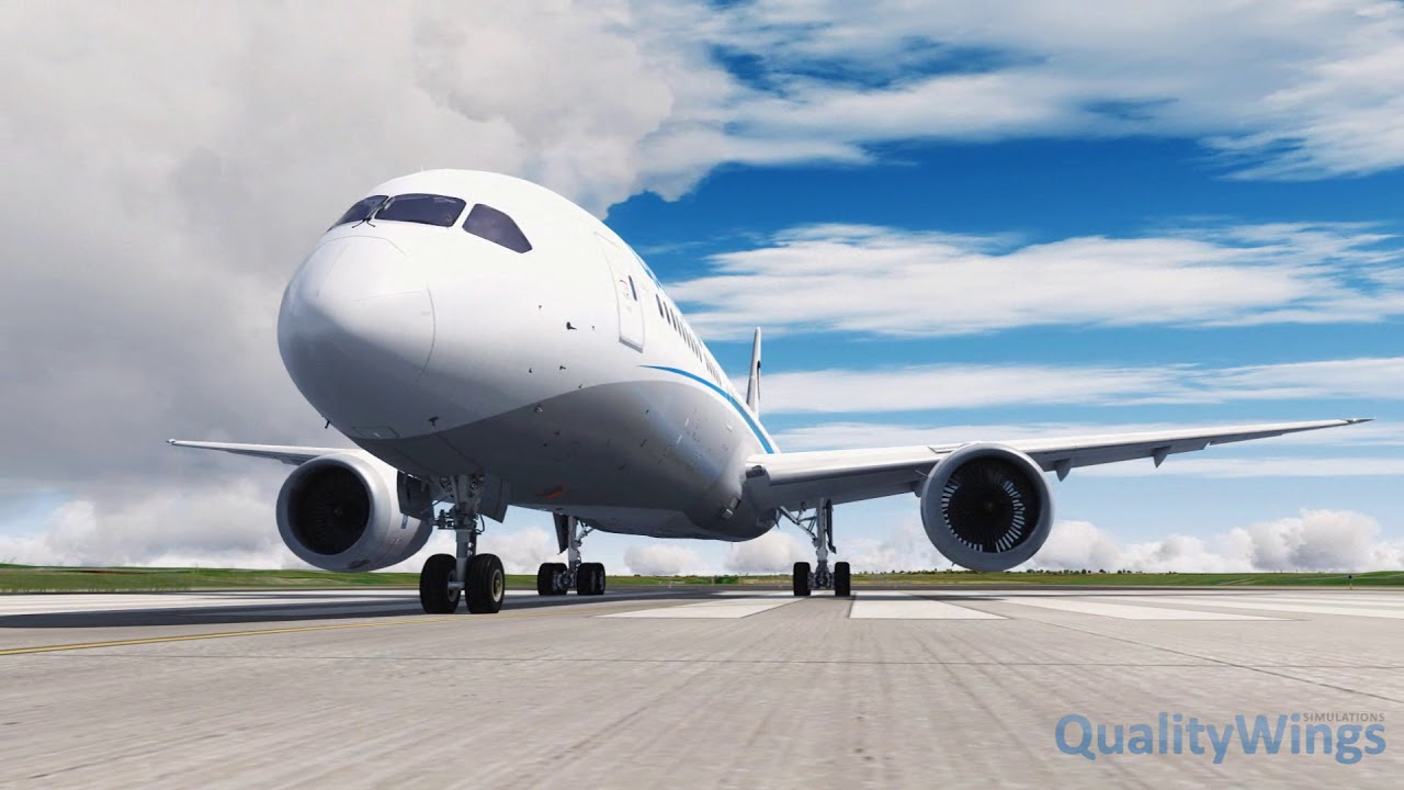 QualityWings Simulations | Ultimate 787 Collection