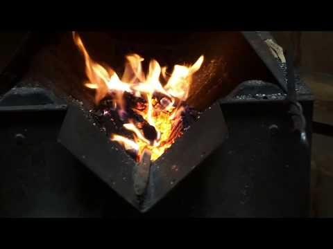 Wood Forge Fire Management -  Whitlox Forge First Lessons Series