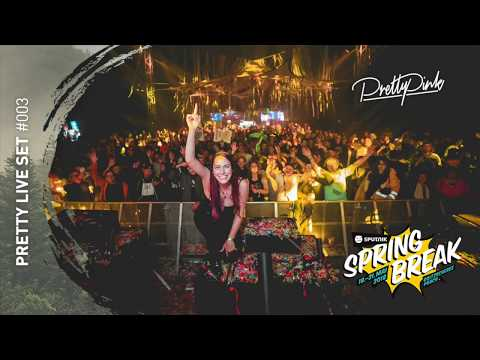 Pretty Pink @ Sputnik Spring Break 2018 [DJ - Live Cut]