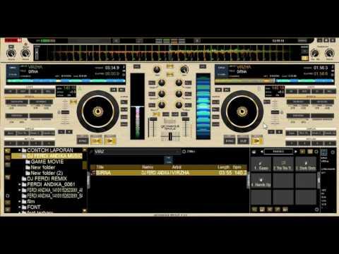 VIRZHA - SIRNA (DJ FERDI ANDIKA REMIX) #EDM