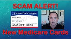 New Medicare Card Scam Alert