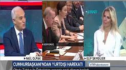 DEİK Başkanı Nail OLPAK TRT Haber e Konuk Oldu