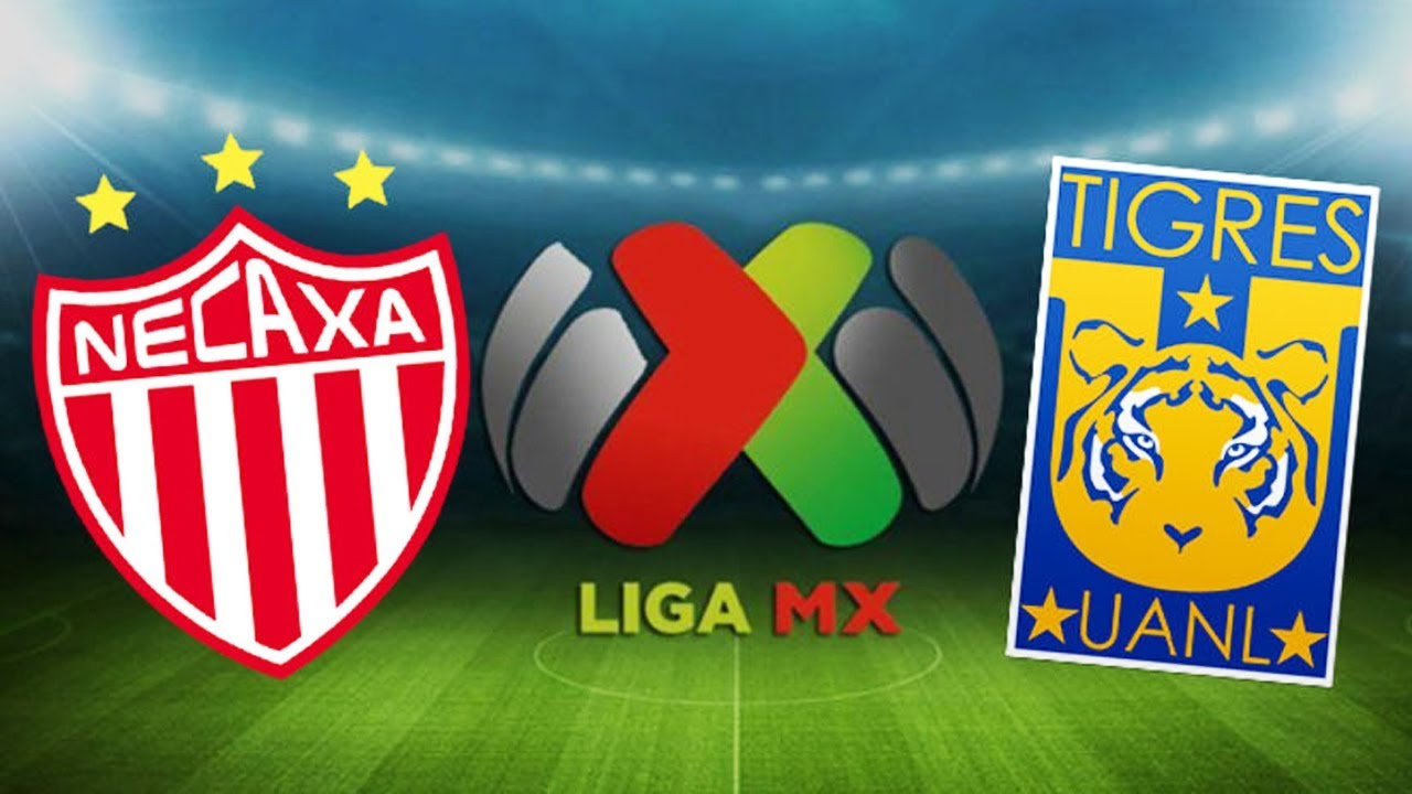 Necaxa Vs Tigres  De Abril  Liga Mx En Vivo Online Fifa