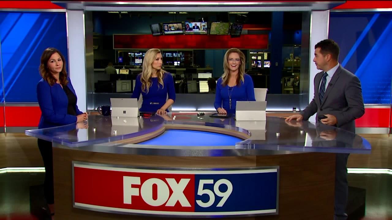 FOX59 Weather Authority forecast