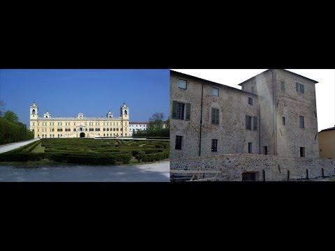 IX parte Castelli del Ducato:Reggia di Colorno e Sala Baganza