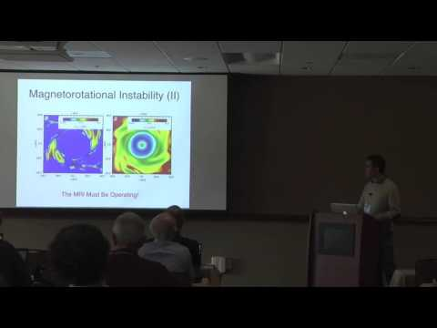 A Turbulent Dynamo in Rotating Magnetized Core-Collapse Supernovae -- David Radice