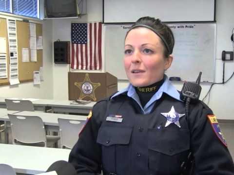 Lake County Sheriff's Officer Administers Life Saving Naloxone Shot