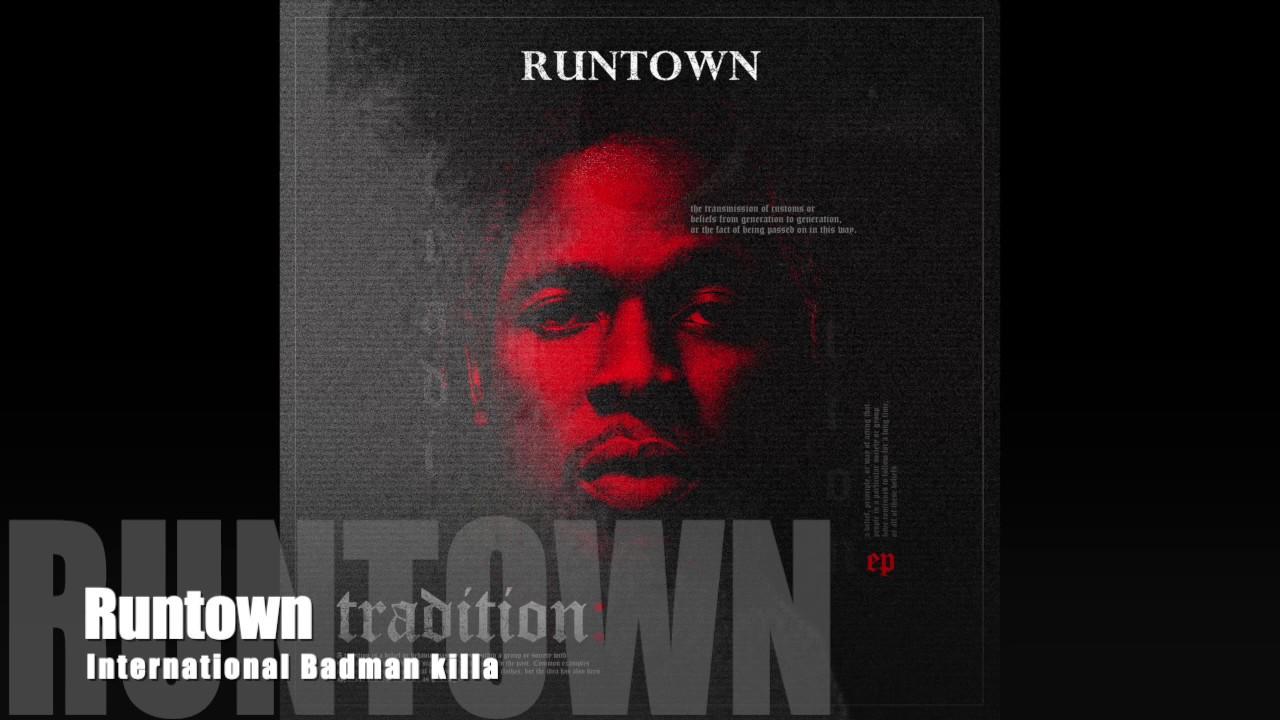 Runtown - International Badman Killa (Official Audio)
