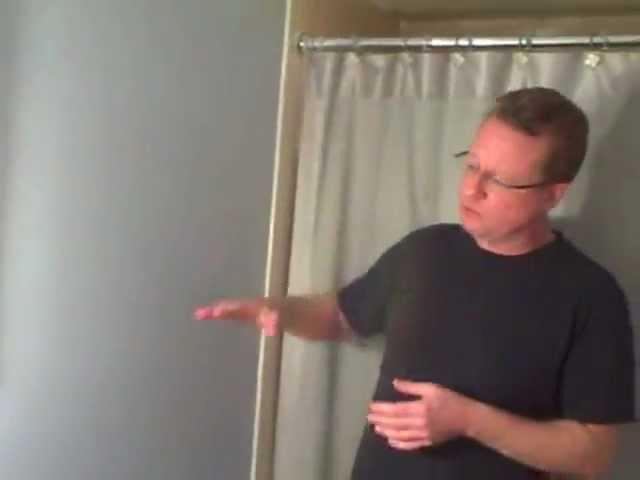 Towel Bar Height Bathroom Bars Youtube