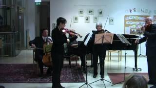 J.S.Bach - Cembalo-Konzert in d-Moll BWV 1052 1. Satz Allegro