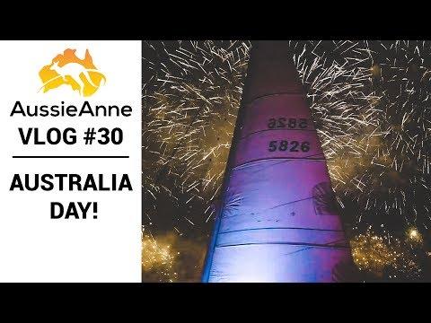 Vlog #30   Australia Day!