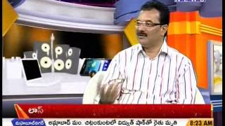 G.V.N. Raju - Mimicry Artist in Coffee With Sowjanya -Mahaanews