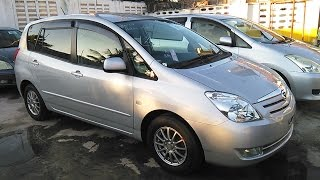 Toyota Spacio 2003 Silver Available at HARAB MOTORS