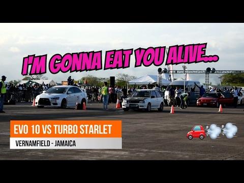Mitsubishi Evo X Shows Starlet AWD is King