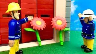 Strażak Sam ♦ Jakie piękne kwiaty, czy nie ♦ Bajka dla dzieci PO POLSKU