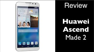 Review Huawei Ascend Mate 2 Análisis completo