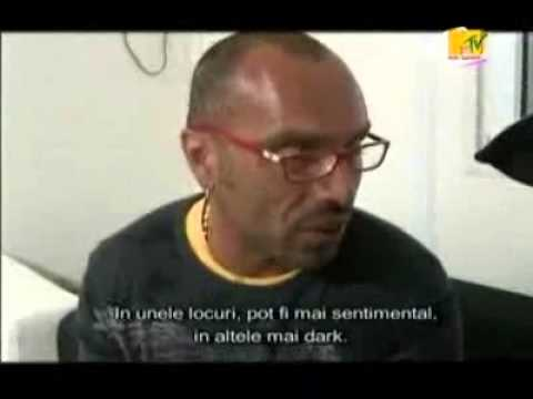 Vj Oana Tache - Interview David Morales