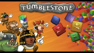 Tumblestone Walkthrough Gameplay World 1