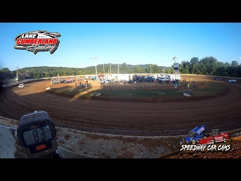 Speed Radar on 8-4-18 at Lake Cumberland Speedway