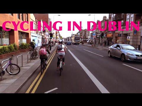 Cycling in Dublin
