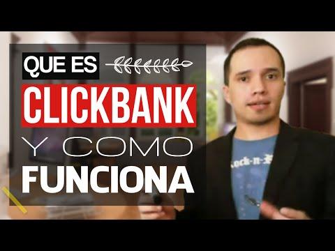 Que es Clickbank y Como Funciona - Tutorial en Español