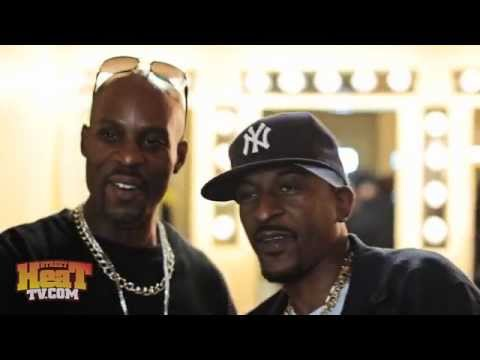 DMX Meets Rakim For The First Time