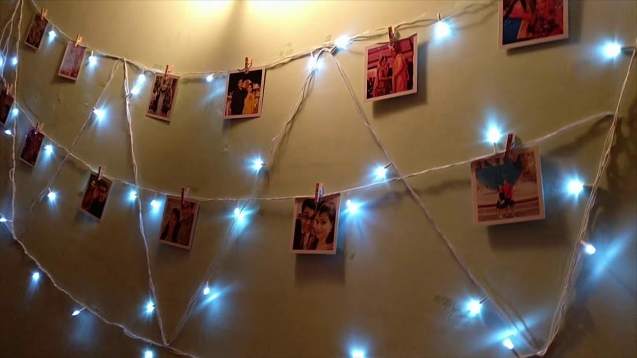Diy Hanging Picture Display Creative