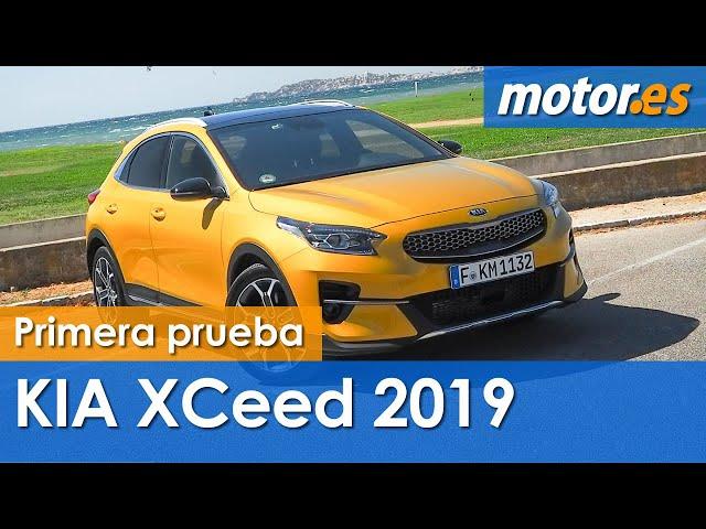 KIA XCeed 2019 | Primera prueba | Review en español