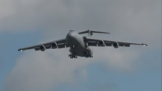 2018 New York Air Show - Lockheed C-5M Super Galaxy