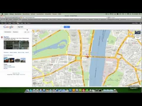 How to find Coordinates in Google Maps in only 35 sec - HD