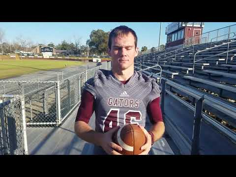 Bakers Zach Brown- Small school defensive player of the year