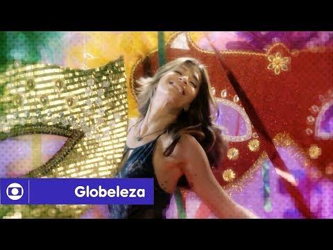 Globeleza: Grazi Massafera fala sobre a emoção desses dias de folia