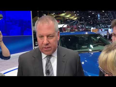Ford's President on harassment, trade negotiations with China, new jobs at Chicago auto show CAS2019