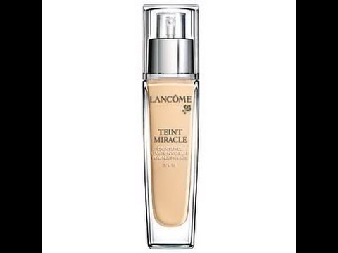 maquillaje lancome teint miracle
