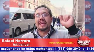 ¡SON TRAIDORES A LA PATRIA LOS QUE SE HAN HECHO RICOS A COSTILLAS DE LOS MEXICANOS!