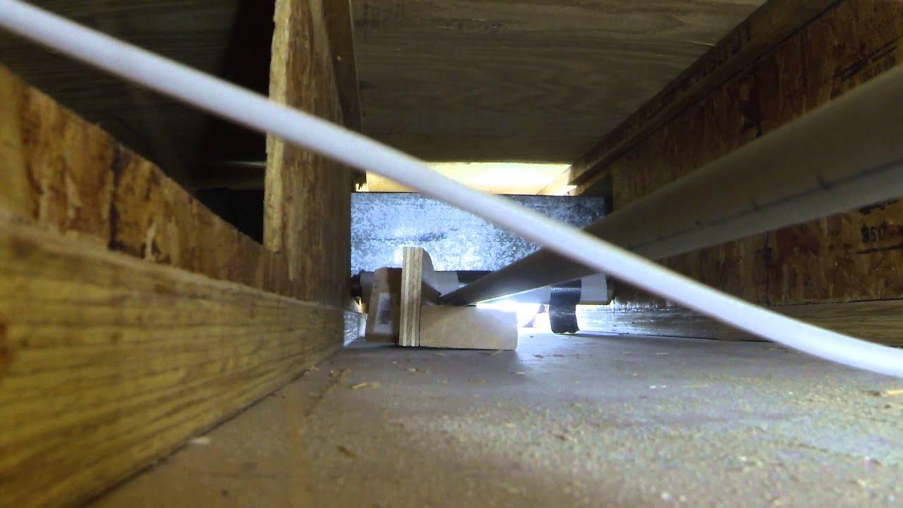 Noisy heating pipe fixed - Video 1 of 2 - YouTube