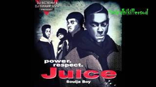 Soulja Boy - Kickstand Ft. AntonioSOD (Juice Mixtape)