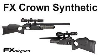 FX Crown Synthetic - самая точная пневматика | Обзор от Oxotnika.net