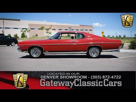 1968 Ford Galaxie 500 XL - Denver Showroom #303 Gateway Classic Cars