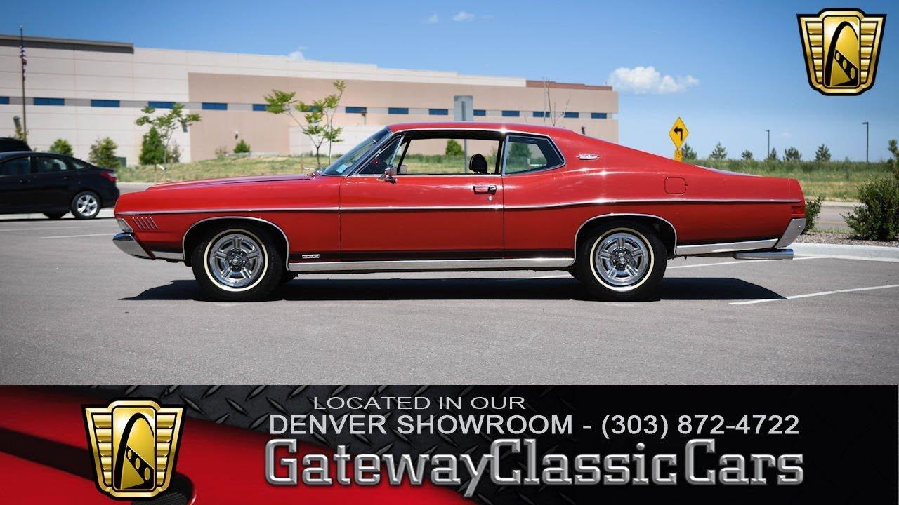 1968 Ford Galaxie 500 Xl Denver Showroom 303 Gateway Clic Cars