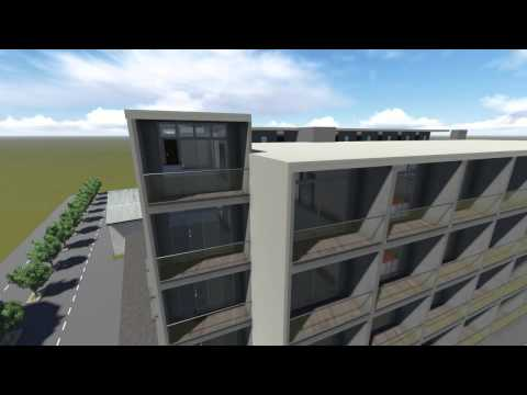 Riscali Architects Builing plans Structural Engineers - Student Accommodation design