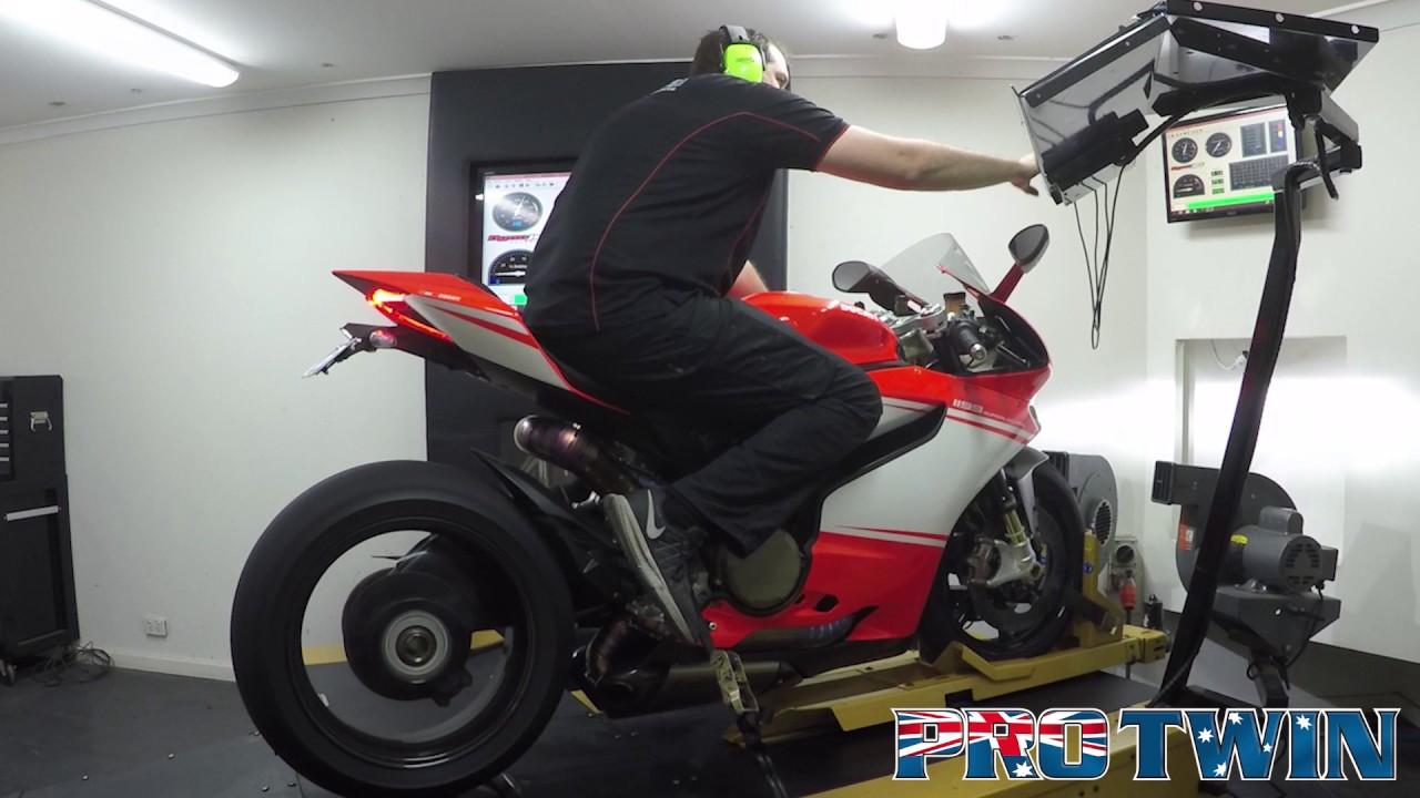 Ducati Superleggera Dyno Youtube